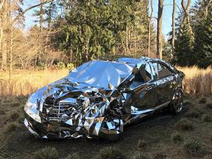 Gyönyörű gyémántkocsironcs
