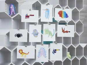 Megérkeztek a gyerekrajzokból készített plüssjátékok - IKEA SAGOSKATT