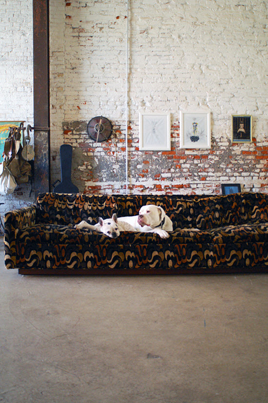Eklektikus vibrálások egy Malomból - Fishtown Loft, Philadelphia