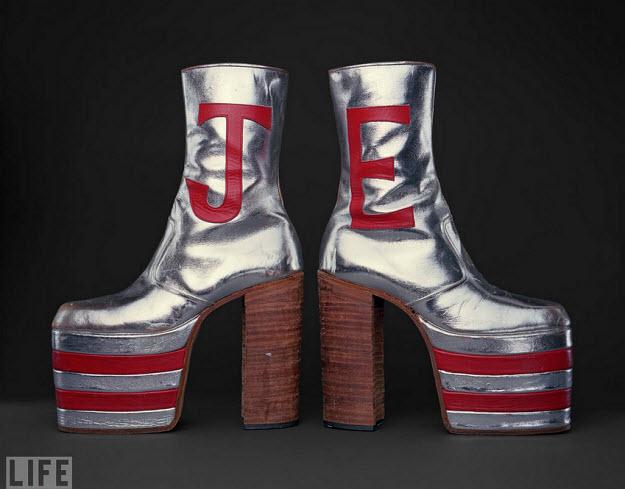A cipő a személyiség sarkantyúja - Shoes of the Very Famous