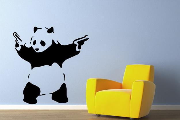 Banksy-t otthonra?