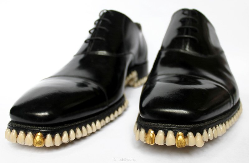 "Most kimutatjuk jól, a fogunk ""fehérjét""...! - Predator Shoes"