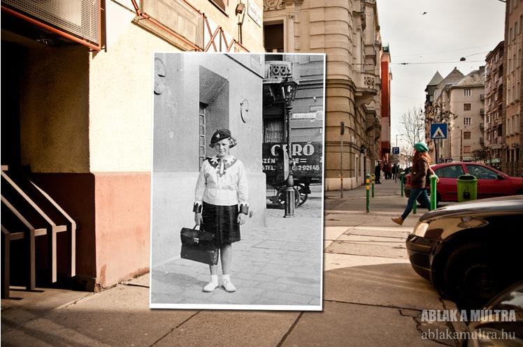 Budapest XIII. Visegrádi utca - Csanády utca sarok 1939.png