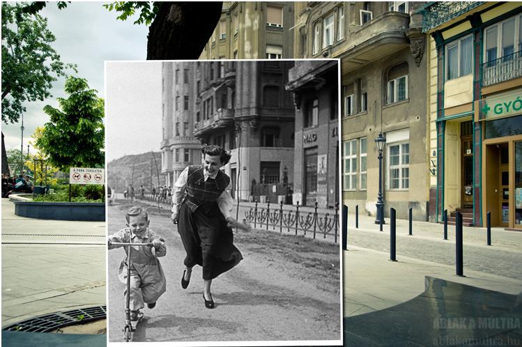 Budapest, V. Fővám (Dimitrov) tér 1948 - 2013.png