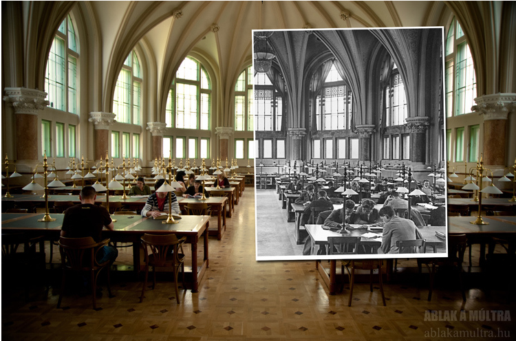 Budapest, XI. Műszaki Egyetem, Könyvtár.png