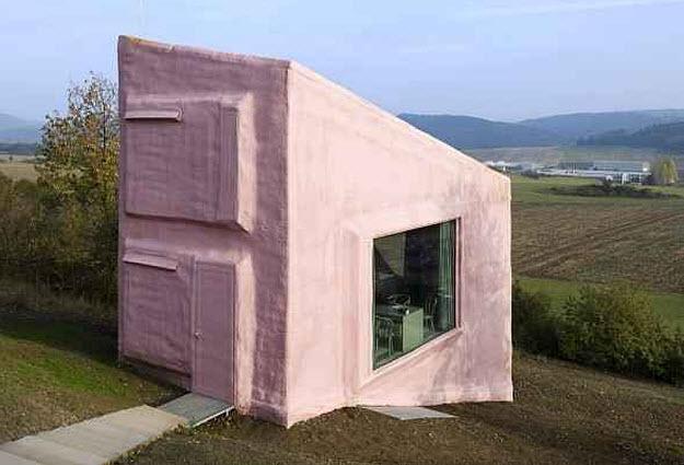 Mini Barbie ház Csehországban