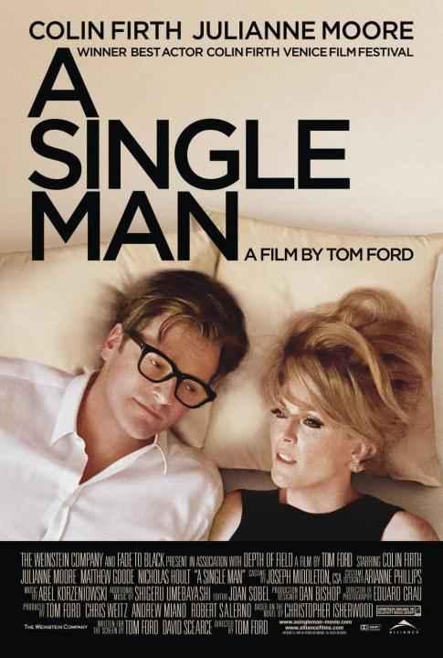 Életérzések a 60-as évekből - A Single Man by Tom Ford