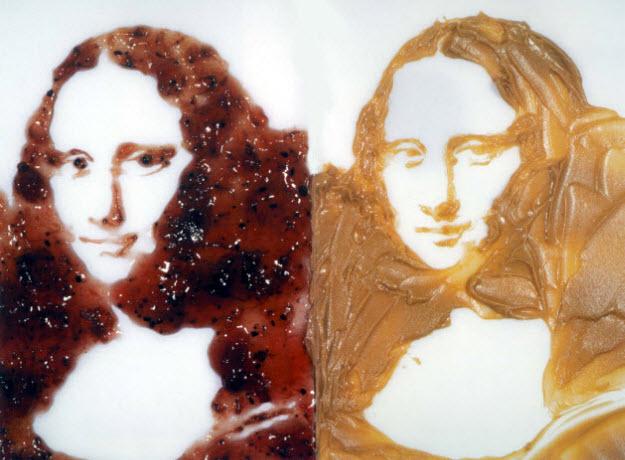 Műalkotások lekvárból, konfettiből, hulladékból - Vik Muniz
