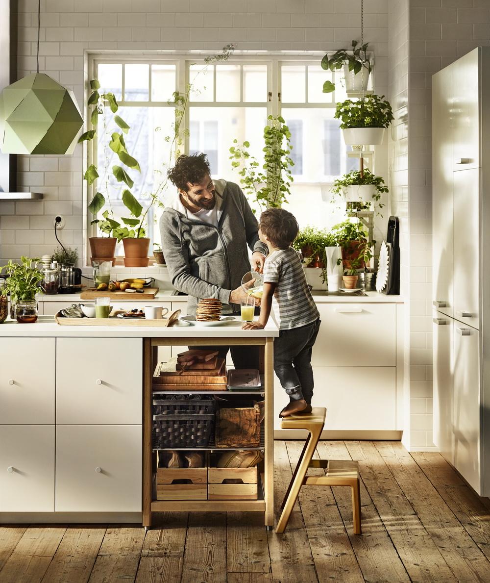 IKEA-katalógus 2016 - Fókuszban a konyha / X