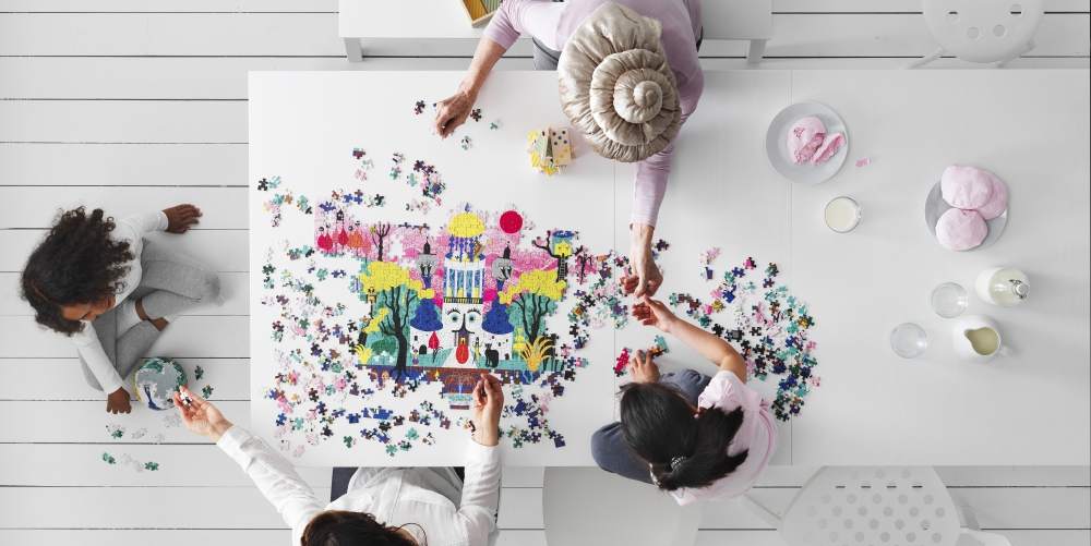 A játékkedv ragályos – IKEA LATTJO kollekció / X