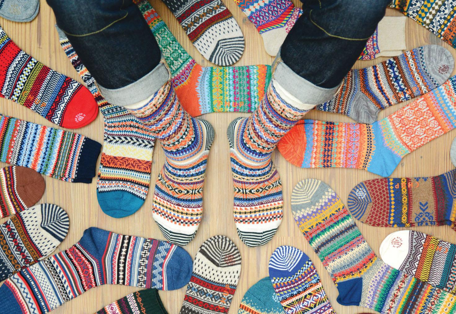 Vannak zoknik, meg van a CHUP