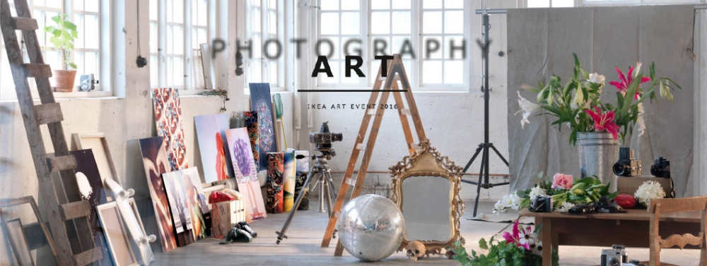 Fotóművészek költöztek az IKEA-ba – IKEA Art Event 2016 / X