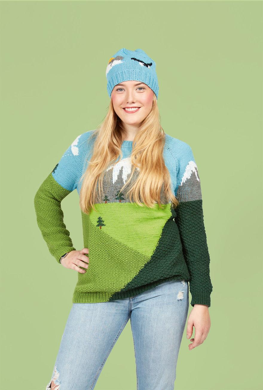 Csúnya karácsonyi pulóverek és más kötött furaságok Hollandiából ... baf25e2e8e