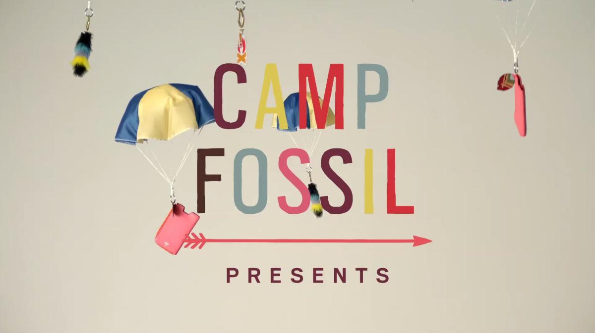 Táborozós ősz ultramenő karórákkal és ékszerekkel – Camp Fossil