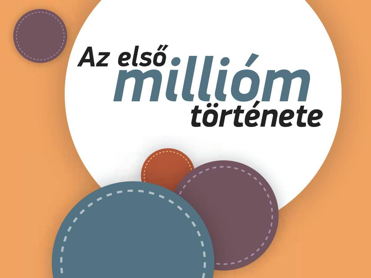A siker receptkönyve – Máté Krisztina - Az első millióm 9ad6e0c1cc