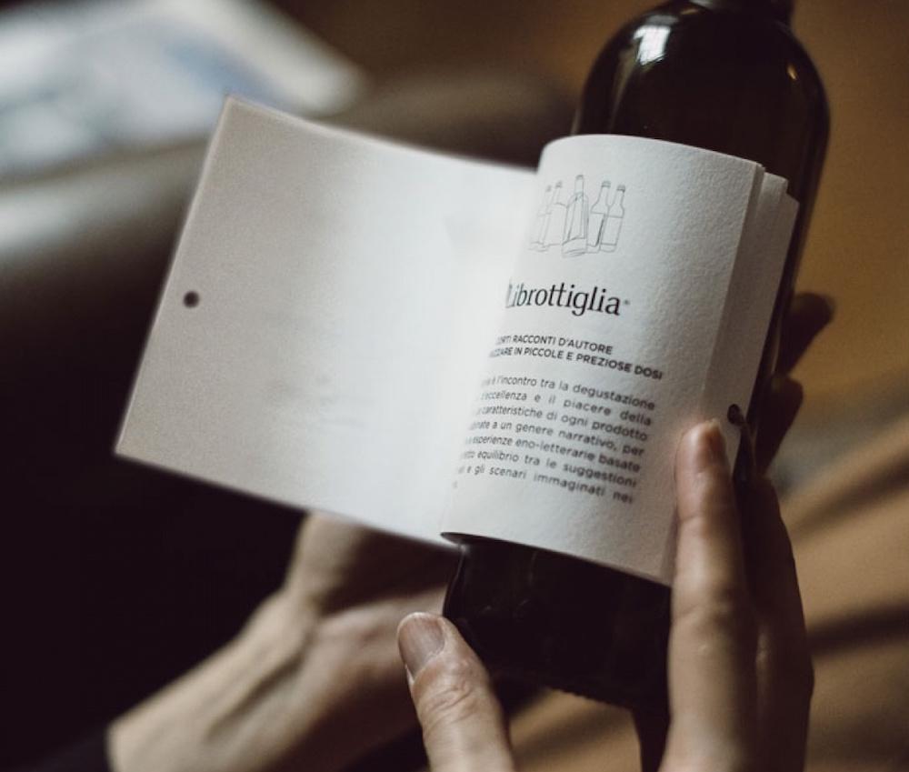 Librottiglia, avagy a bor találkozása a kortárs olasz irodalommal