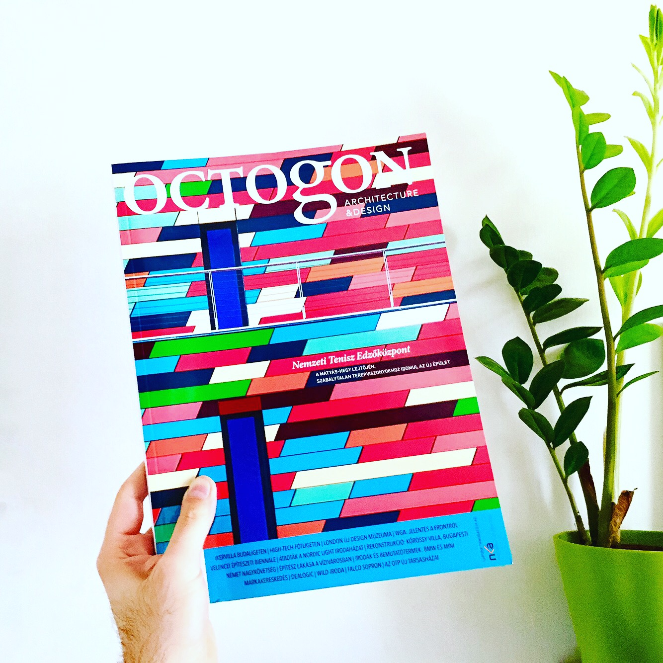 OCTOGON 132.