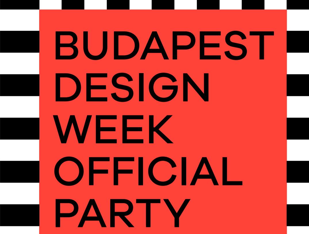 Design Hét Budapest hivatalos party
