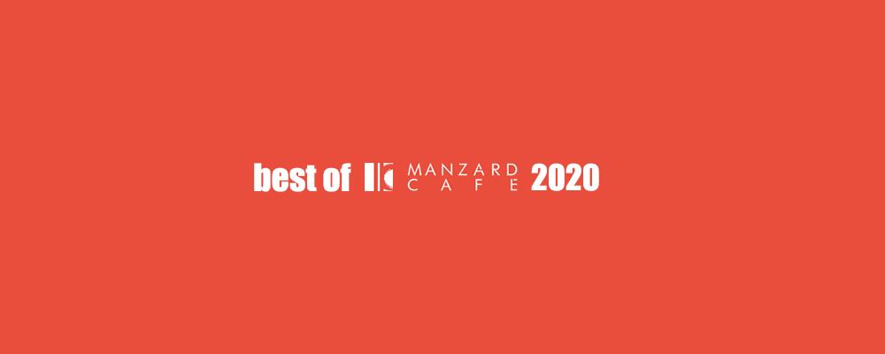 Best of Manzárd Café 2020 - Művészet és Design