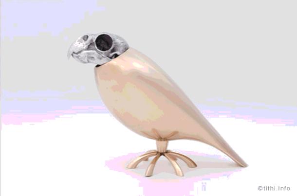Papagáj zsigerek a nyakba