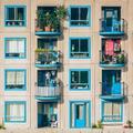 Mini kert a városban: csodás erkély ötletek