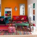 Így lesz jókedvű az otthona szokatlan színekkel