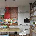 10 szuper konyha – látványos és érdekes dekorációk, amitől izgalmas lesz a konyhája