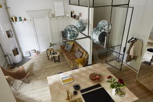 7 remek lakberendezési ötlet kis lakásban