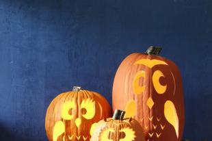"""Így készül a """"szörnyű"""" Halloween töklámpás"""