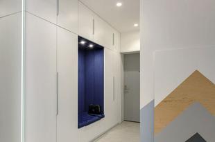Kényelmet és nyugalmat sugárzó terek a lakásban