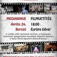 Ajánló: Mediawave filmvetítés