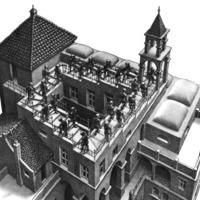 H. Nagy Péter: Escher-terek a kortárs populáris irodalomban (Vázlat)