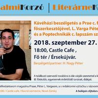 Beszélgetés L. Varga Péterrel