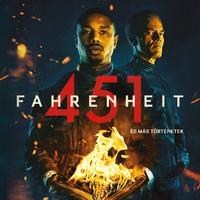 Új borítóval jelent meg a Fahrenheit 451