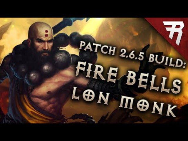 Diablo 3 Season 17 Monk LoN Wave of Light build guide - Patch 2 6 5