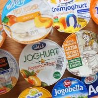 Nagy kajszibarackos joghurt teszt