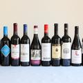 A nagy kékfrankos bor vakteszt