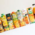 Nagy 100%-os narancslé teszt