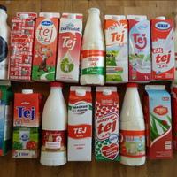A nagy tej teszt