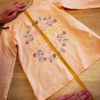 Nagy gyermek ruházat teszt