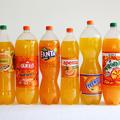 Nagy narancsos, szénsavas üdítő teszt