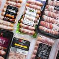 Baconbe göngyölt, sajtos grill virsli teszt