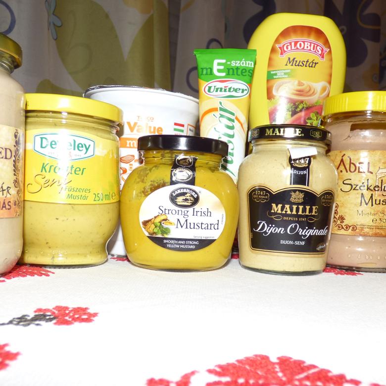 A nagy mustár teszt
