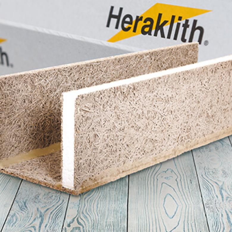 Építkezés 2021: A Heraklith, a Heratekta U zsalu és koszorú elemeinek előnyei