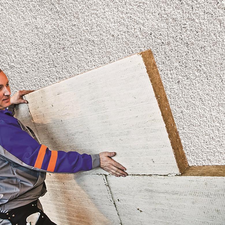 Építkezés 2021: Homlokzatok hőszigetelése kőzetgyapottal