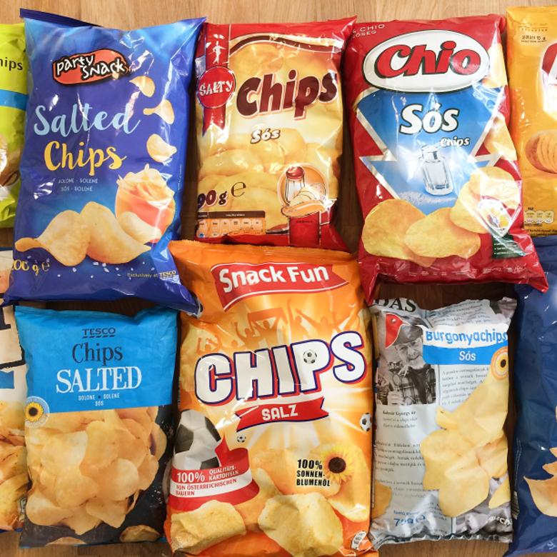 Nagy chips teszt