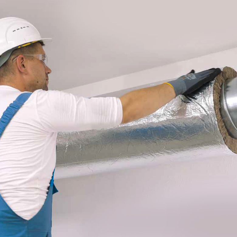 Így szigetelhetőek leghatékonyabban a csővezetékek és a légcsatornák