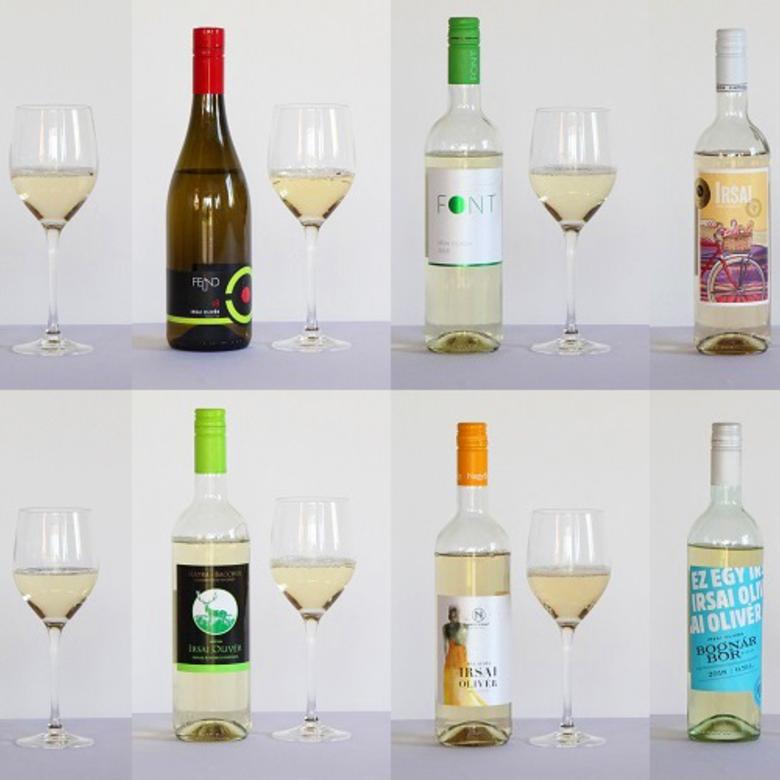 Nagy Irsai Olivér borteszt: a győztes levesz a lábadról!