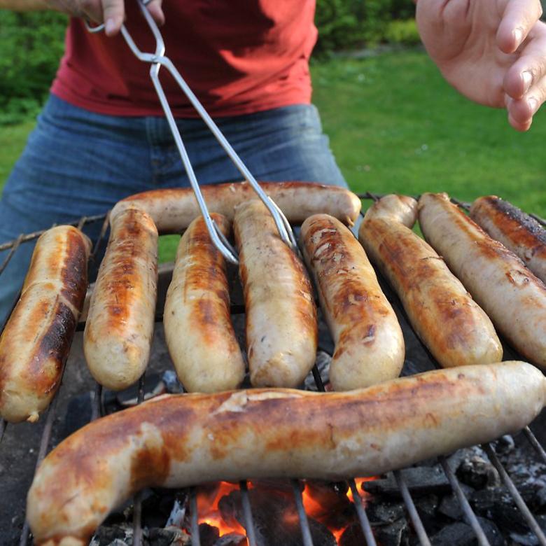 Nagy, német grillkolbász teszt