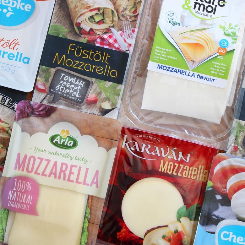 Sajtteszt: melyik sajttal lehet különlegesen finom a pizza?